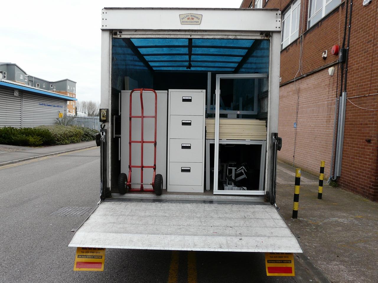 Loaded Van 2